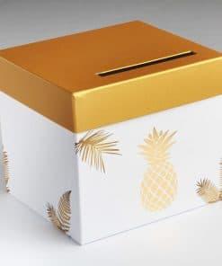 urne ananas tropicale
