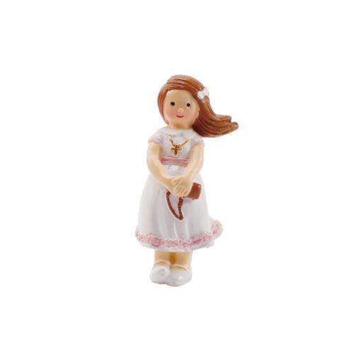 Dragées communion figurine communion fille
