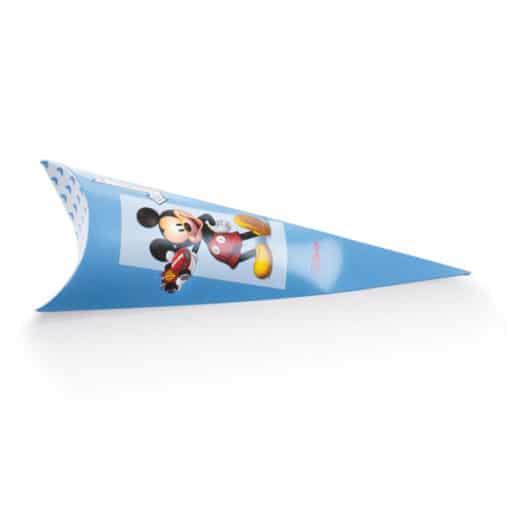 "Contenant à dragées Mickey ""Go"" cone"
