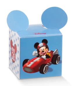 "Dragee Mickey ""Go"" - Cube - Lot de 10"
