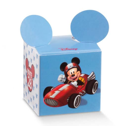 "Dragee Mickey ""Go"" - Cube - Lot de 10"