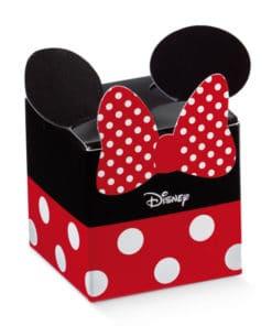 """Dragee Minnie """"Rouge et Noir"""" -Cube"""