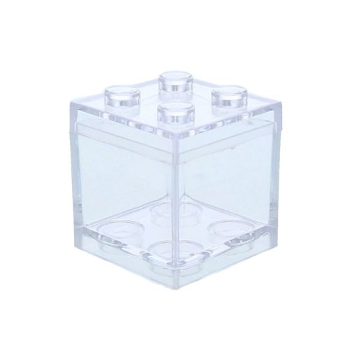 dragees Lego transparent