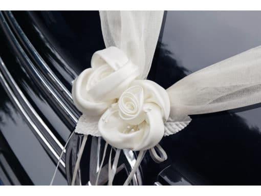 Decoration voiture ivoire