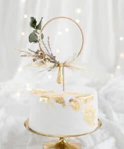 gâteau cake topper