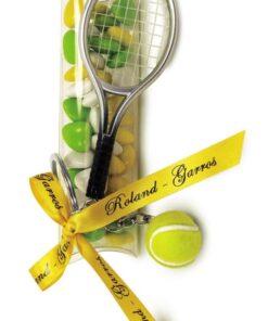 Porte clés tennis
